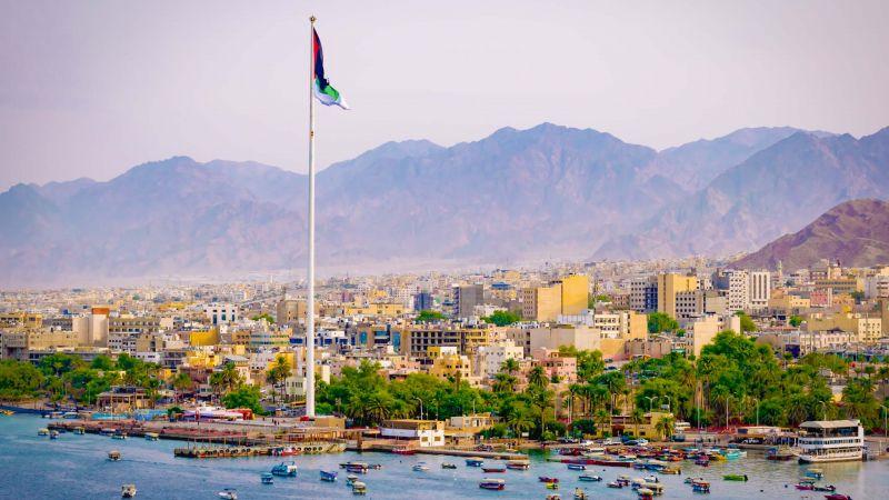 Почивка в Йордания - Акаба снимка 3