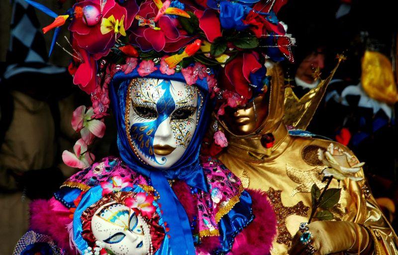 Карнавалът в Ница и Мантон снимка 1