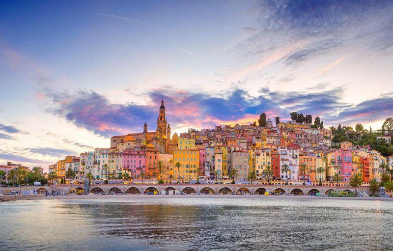 Карнавалът в Ница и Мантон снимка 2
