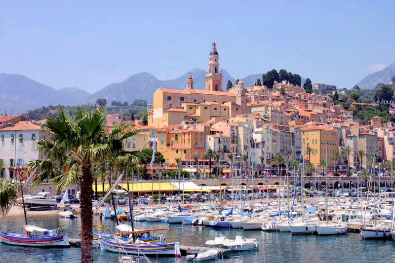 Карнавалът в Ница и Мантон снимка 6