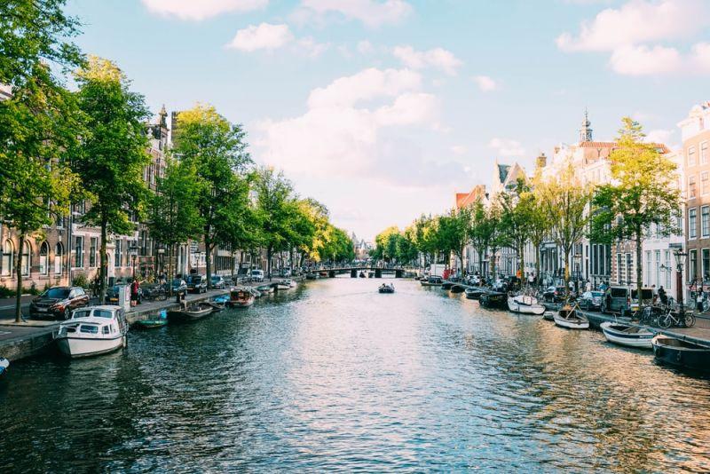 Амстердам - в страната на лалетата снимка 7