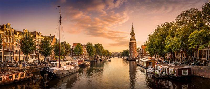Амстердам - в страната на лалетата снимка 3