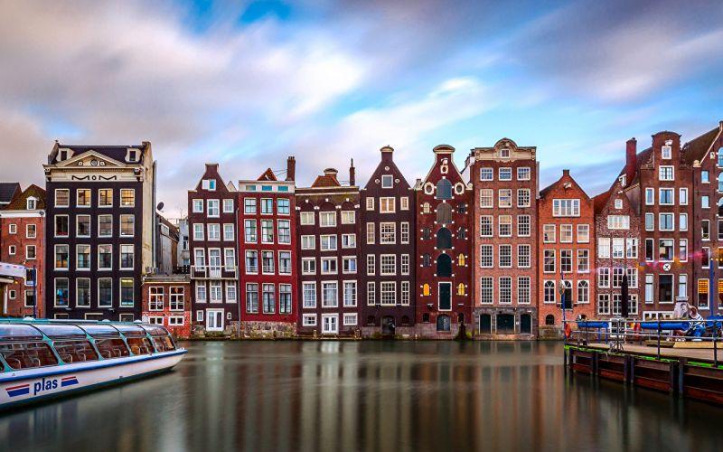 Амстердам - в страната на лалетата снимка 4