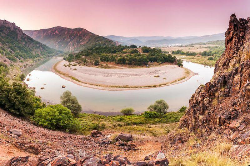 Екскурзия до Каньонът на река Арда, Шейтана и Българският Стоунхендж снимка 3