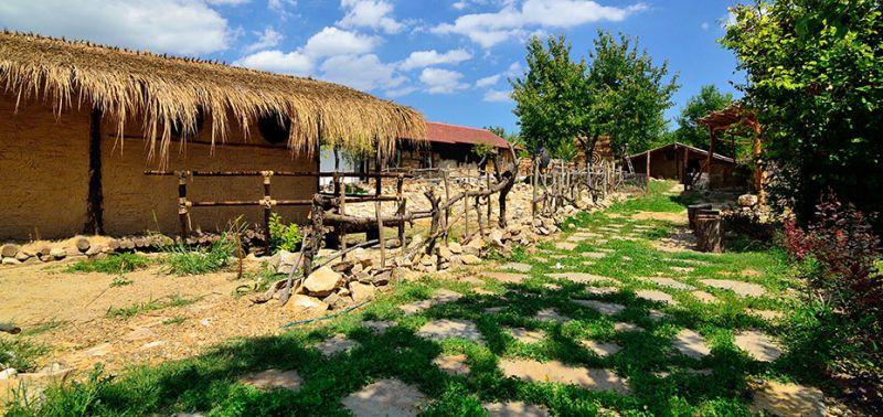 Крепост Овеч, Вълшебния Извор, Побитите камъни, Исторически комплекс-Неолитно селище Неофит Рилски снимка 7