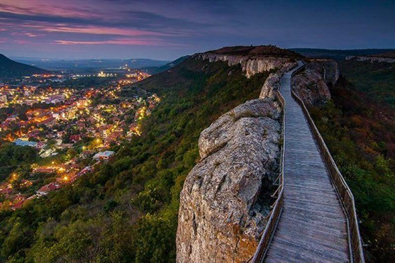 Исторически комплекс Варна, Побитите камъни, Крепост Овеч снимка 2
