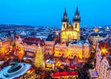 Прага с аромат на Коледа