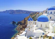 Майски празници на остров Санторини - потвърдена чартърна програма с полет от София!