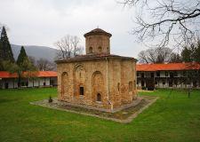 Димитровград-Земенски манастир- Кюстендил-Крепост Хисарлъка -Невестино-Димитровград