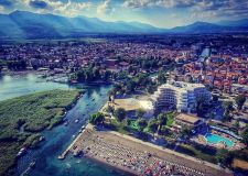 Нова година на Охридското езеро - хотел