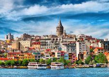 """Истанбул - """"Църквата на първия ден от месеца""""  със """"сребърни"""" и """"златни"""" ключета"""