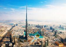 Дубай - Незабравимо посрещане на Новата 2019г.