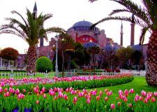 Фестивалът на лалето в Истанбул, Желязната църква и Принцови острови