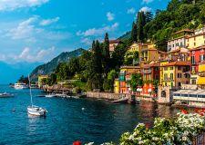 Красотата на Италианските езера
