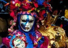 Карнавалът в Ница и Мантон