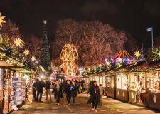 Коледна магия в Букурещ